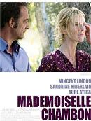 sortie dvd Mademoiselle Chambon