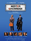 sortie dvd Mister Showman
