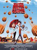 sortie dvd Tempête de boulettes géantes
