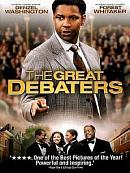 affiche sortie dvd The Great Debaters