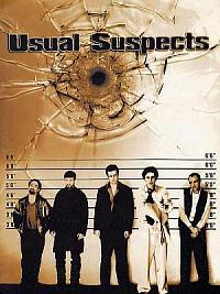 affiche sortie dvd usual suspects
