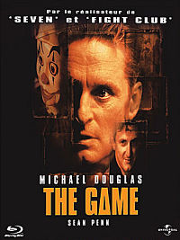 affiche sortie dvd the game
