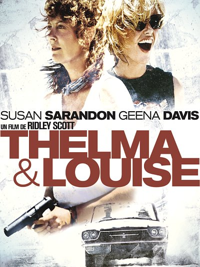 sortie vod, dvd et blu-ray Thelma et Louise
