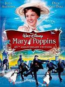 affiche sortie dvd Mary Poppins