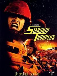 affiche sortie dvd starship troopers