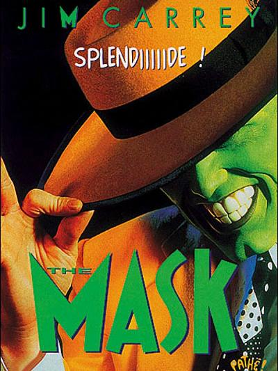 sortie dvd et blu-ray The Mask