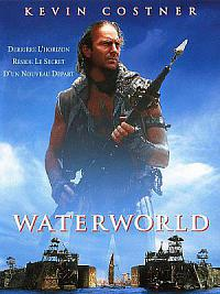 affiche sortie dvd Waterworld
