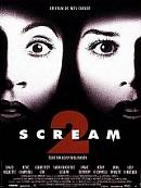 affiche sortie dvd scream 2
