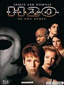 affiche sortie dvd halloween - 20 ans apres