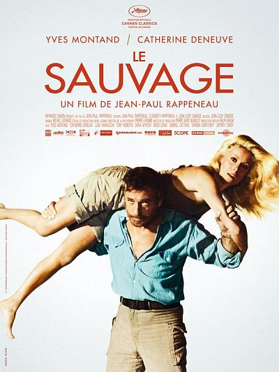 sortie vod, dvd et blu-ray Le Sauvage