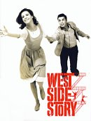 affiche sortie dvd west side story