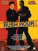 affiche sortie dvd Rush Hour