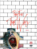 affiche sortie dvd pink floyd - the wall