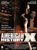 affiche sortie dvd american history x