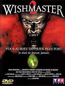 affiche sortie dvd wishmaster 2