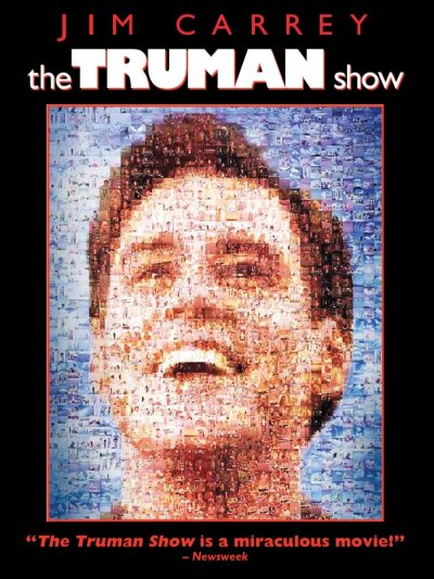 sortie vod, dvd The Truman Show