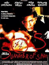 affiche sortie dvd Summer of Sam