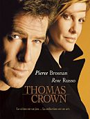 affiche sortie dvd Thomas Crown