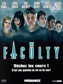 affiche sortie dvd the faculty