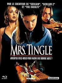 affiche sortie dvd Mrs. Tingle