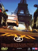 affiche sortie dvd taxi 2