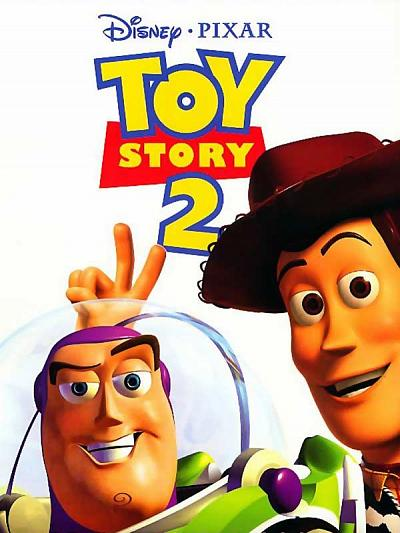 sortie vod, dvd et blu-ray Toy Story 2