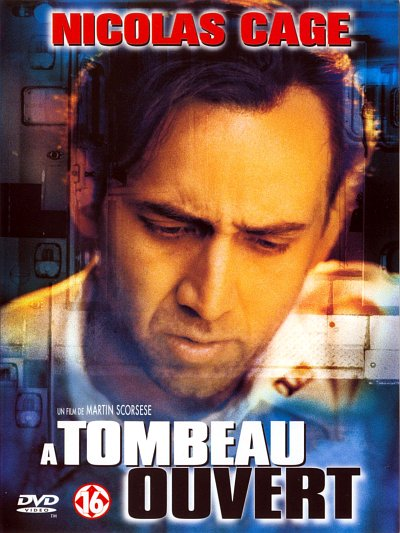sortie vod, dvd A tombeau ouvert