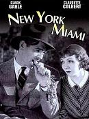 affiche sortie dvd New York-Miami