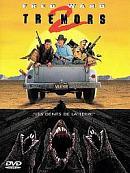 affiche sortie dvd tremors 2 - les dents de la terre