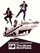 affiche sortie dvd les blues brothers