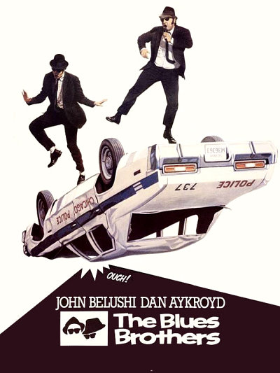 sortie vod, dvd et blu-ray Les Blues Brothers
