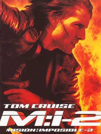 sortie vod, dvd et blu-ray Mission Impossible 2