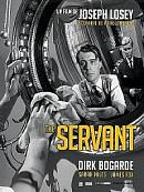 affiche sortie dvd the servant