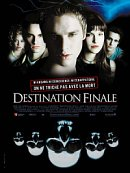 affiche sortie dvd destination finale