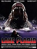 affiche sortie dvd Lake Placid
