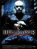 affiche sortie dvd hellraiser 4 - bloodline