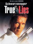 affiche sortie dvd True Lies