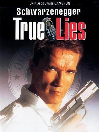 sortie vod, dvd True Lies