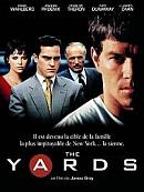 affiche sortie dvd The Yards