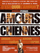 affiche sortie dvd amours chiennes