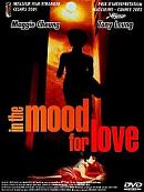 affiche sortie dvd in the mood for love
