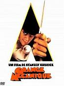 affiche sortie dvd orange mecanique