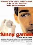 affiche sortie dvd funny games