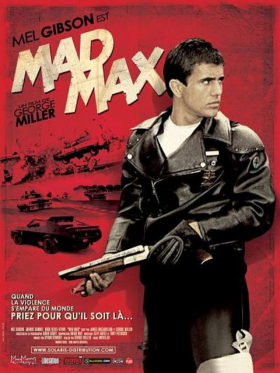 sortie vod, dvd et blu-ray Mad Max
