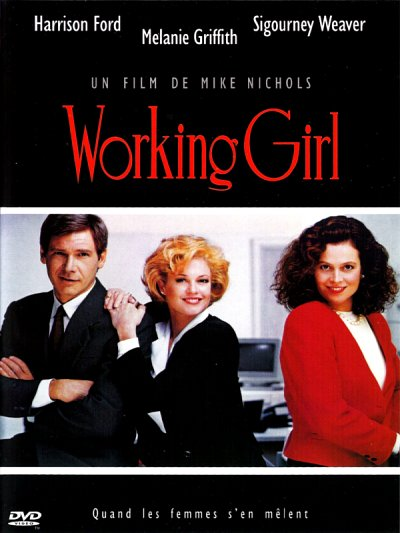 sortie vod, dvd et blu-ray Working Girl