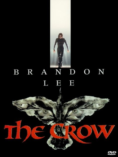 sortie dvd The Crow