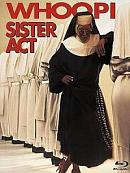 affiche sortie dvd sister act