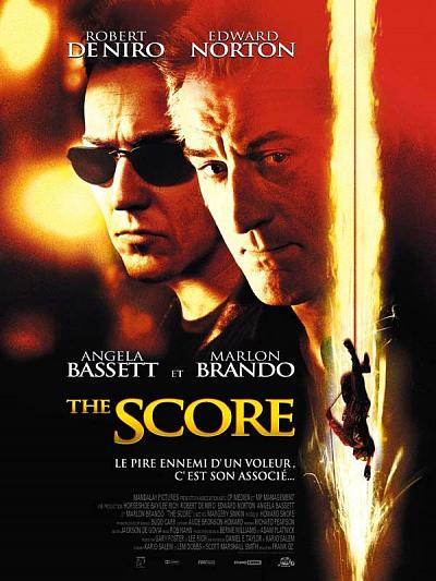sortie vod, dvd The Score