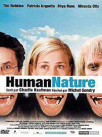 affiche sortie dvd Human Nature