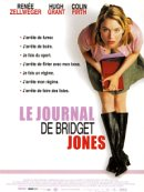 affiche sortie dvd Le Journal de Bridget Jones